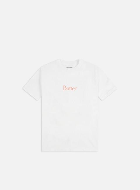 Sale Outlet Short sleeve T-shirts Butter Goods Classic Logo T-shirt