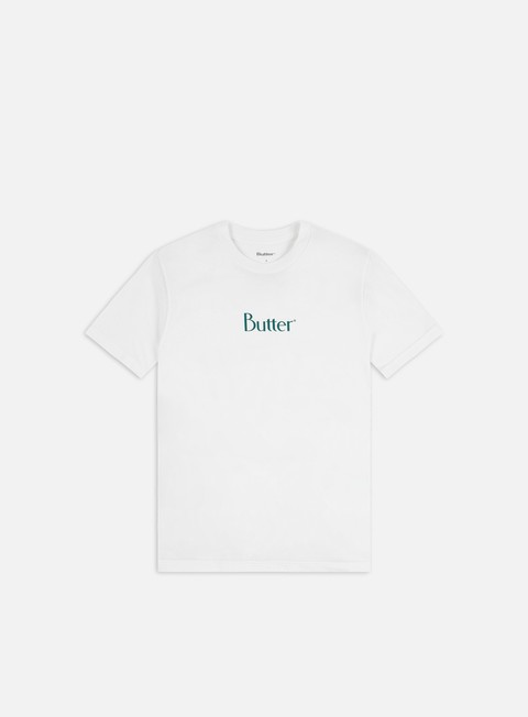 Short Sleeve T-shirts Butter Goods Classic Logo T-shirt