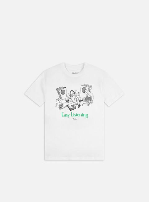 Short Sleeve T-shirts Butter Goods Easy Listening T-shirt