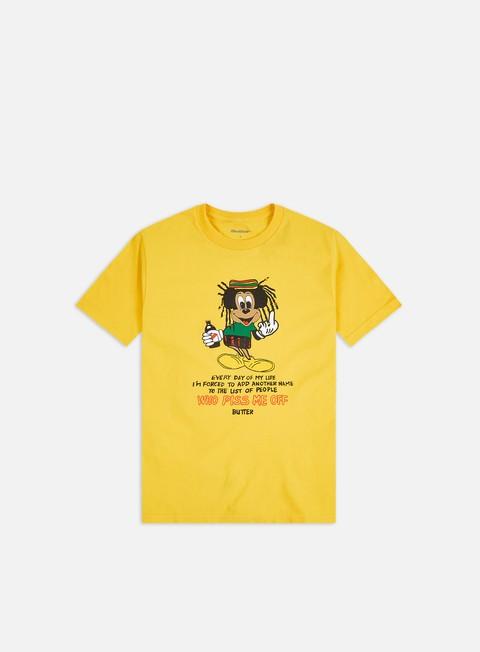 Outlet e Saldi T-shirt a Manica Corta Butter Goods Everyday T-shirt
