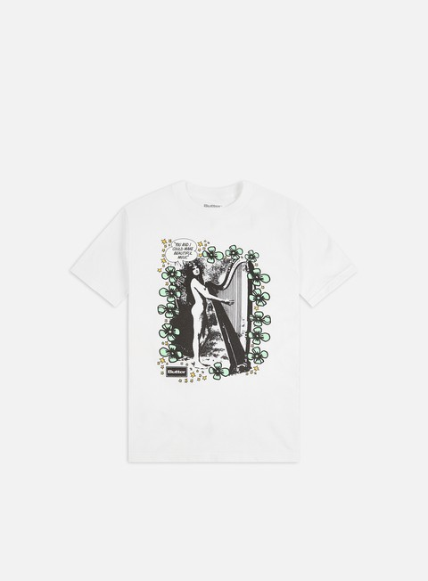 Outlet e Saldi T-shirt a Manica Corta Butter Goods Harp T-shirt