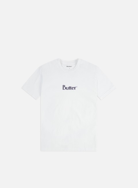 Sale Outlet Short Sleeve T-shirts Butter Goods Keyline Classic Logo T-shirt