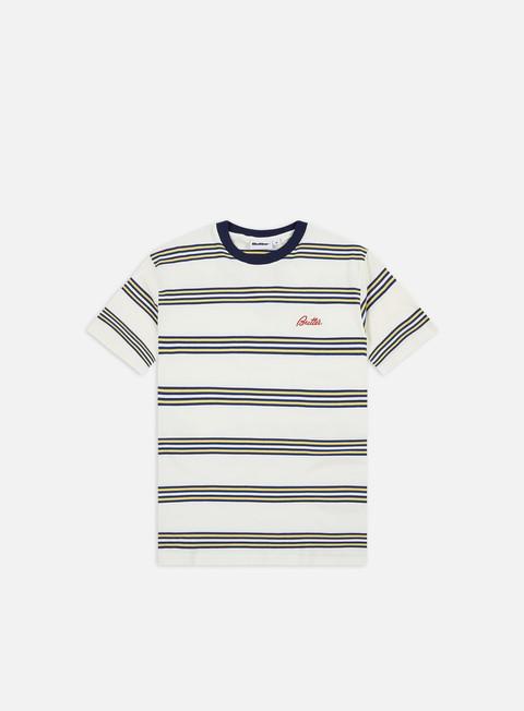 Sale Outlet Short Sleeve T-shirts Butter Goods Market Stripe T-shirt