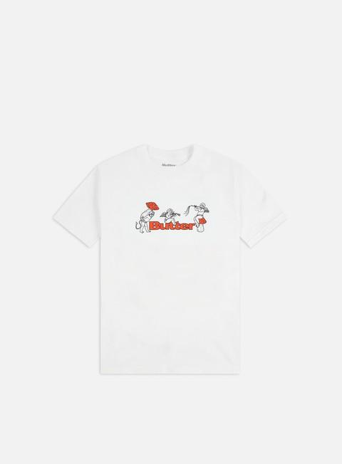 T-shirt a Manica Corta Butter Goods Mushrooms T-shirt