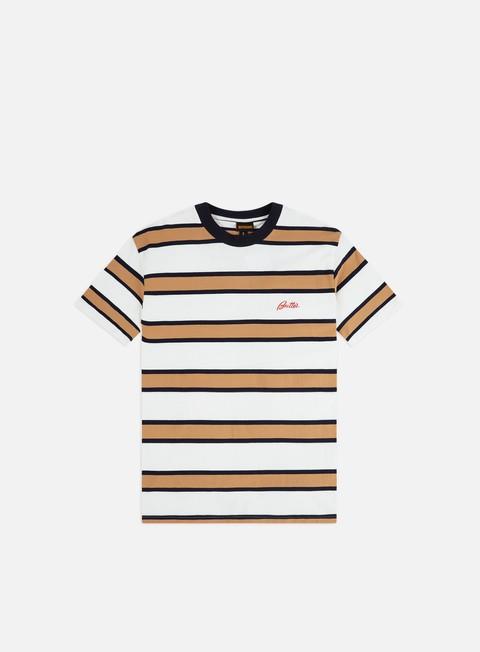 Sale Outlet Short Sleeve T-shirts Butter Goods Pine Stripe T-shirt