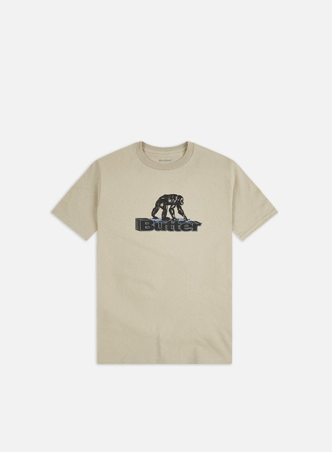 Outlet e Saldi T-shirt a Manica Corta Butter Goods Primate T-shirt