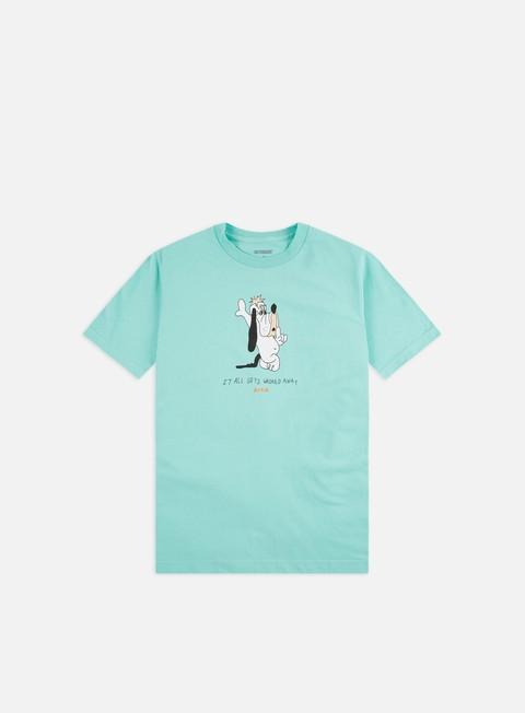 T-shirt a Manica Corta Butter Goods Washed Away T-shirt