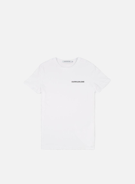 Calvin Klein Jeans Chest Institutional T-shirt