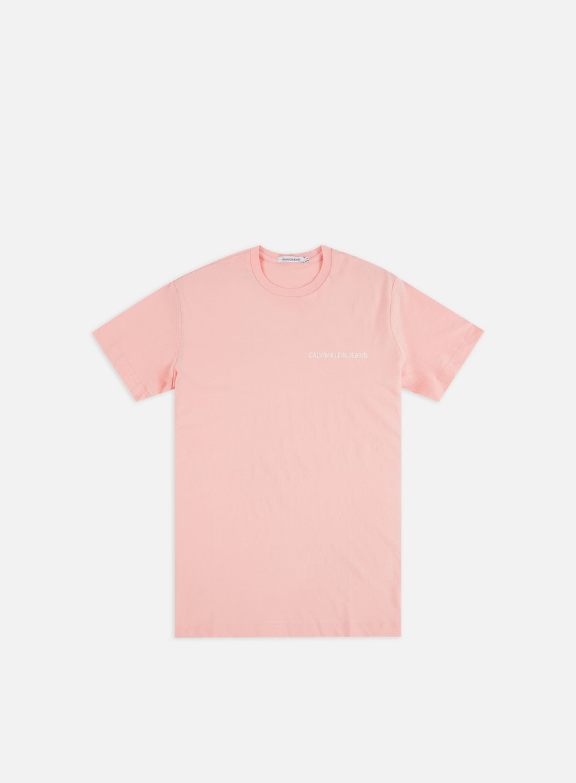 1eea0df0c0c9 CALVIN KLEIN JEANS Chest Institutional T-shirt € 15 Short Sleeve T ...