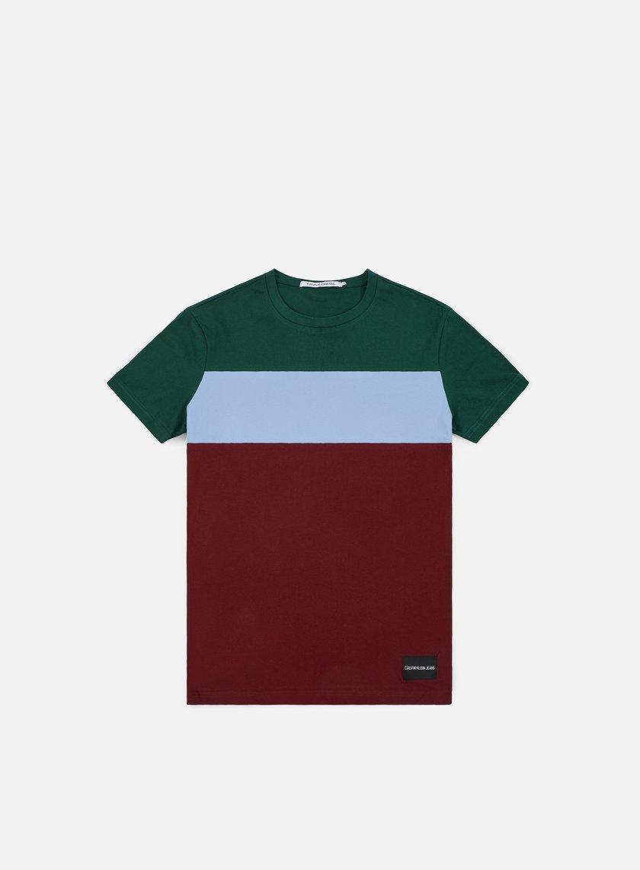 Calvin Klein Jeans Color Block Slim T-shirt