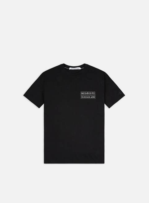 T-shirt a Manica Corta Calvin Klein Jeans Globe Flyer Print Relaxed T-shirt