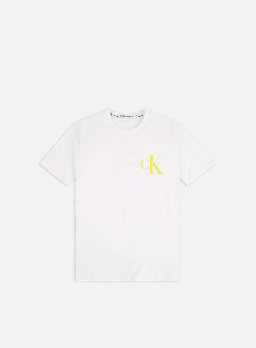 Calvin Klein Jeans Institutional Back Pop Logo T-shirt