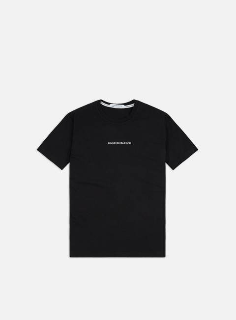 Logo T-shirts Calvin Klein Jeans Institutional Chest Logo Regular T-shirt