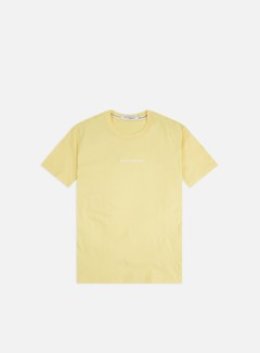 Calvin Klein Jeans - Institutional Chest Logo Regular T-shirt, Mimosa Yellow