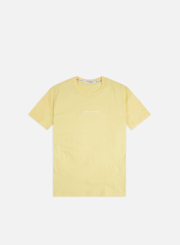 Calvin Klein Jeans Institutional Chest Logo Regular T-shirt