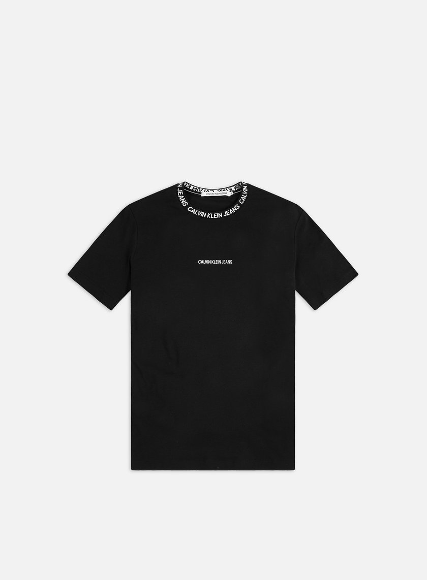 Calvin Klein Jeans Institutional Collar T-shirt