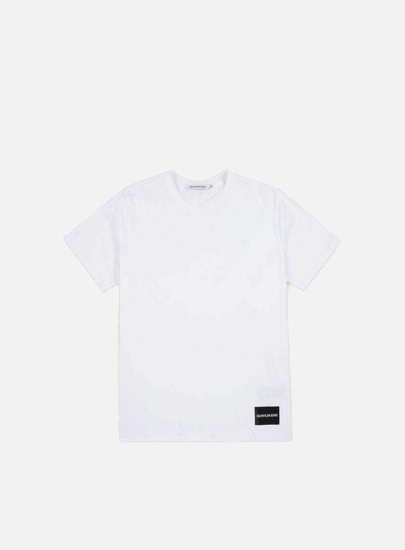 72fee9af5d05a0 CALVIN KLEIN JEANS Institutional Logo T-shirt € 20 Short Sleeve T ...