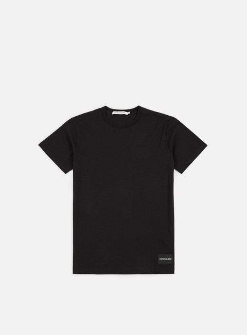 t shirt calvin klein jeans institutional logo t shirt ck black