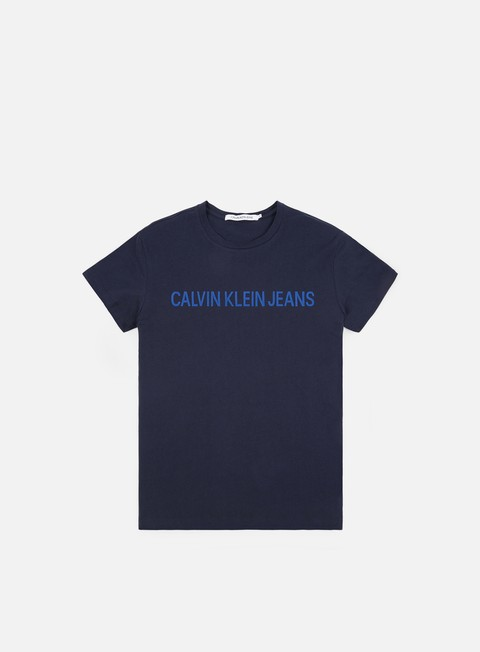 Calvin Klein Jeans Institutional Slim Logo T-shirt