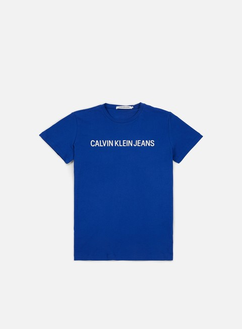 t shirt calvin klein jeans institutional slim logo t shirt surf the web