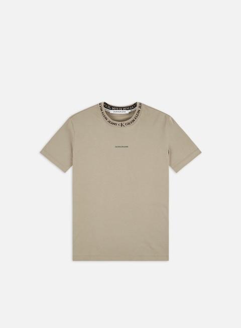 Calvin Klein Jeans Jacquard T-shirt