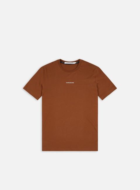 T-shirt Logo Calvin Klein Jeans Micro Branding Essential T-shirt