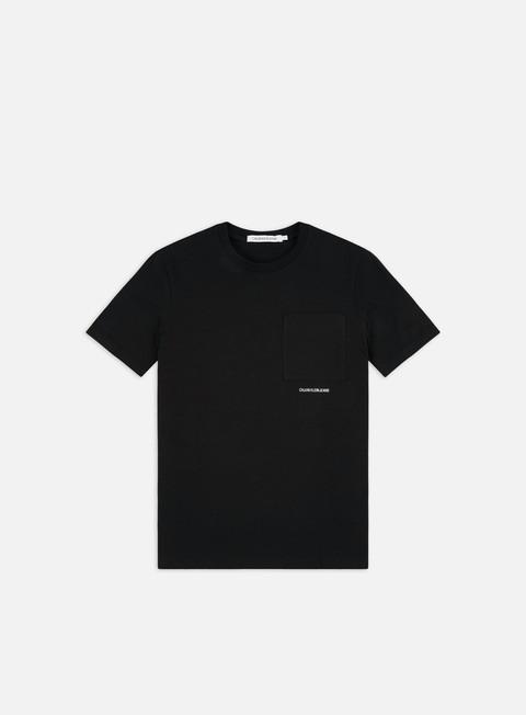 Calvin Klein Jeans Micro Branding Pocket T-shirt