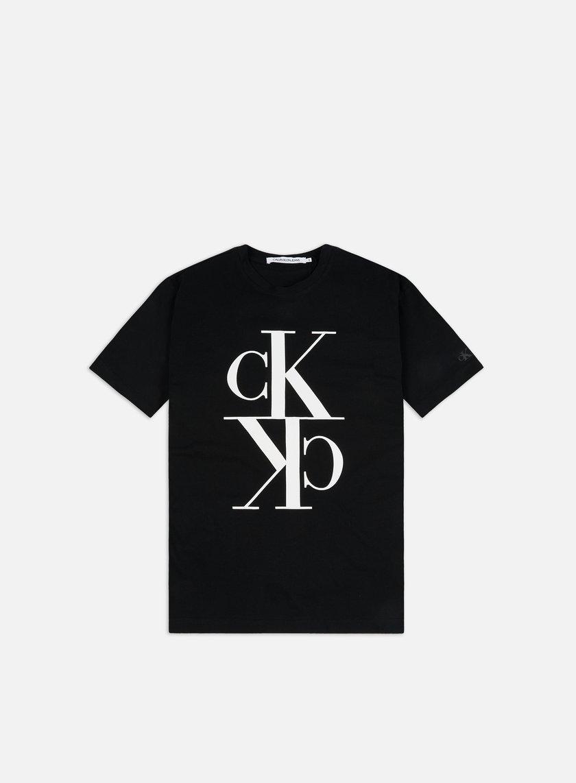 Calvin Klein Jeans Mirrored Monogram T-shirt
