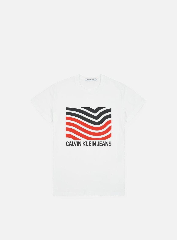 Calvin Klein Jeans Modernist Logo Slim T-shirt