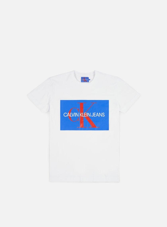 Calvin Klein Jeans Monogram Box Logo T-shirt