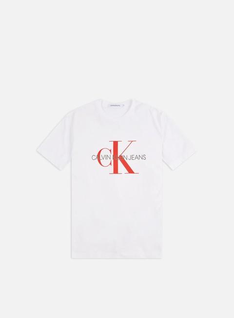 Calvin Klein Jeans Monogram Logo Slim T-shirt