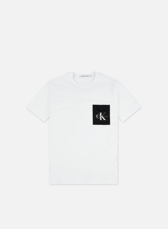Calvin Klein Jeans Monogram Pocket Slim T-shirt