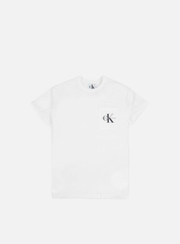 Calvin Klein Jeans Monogram Pocket T-shirt
