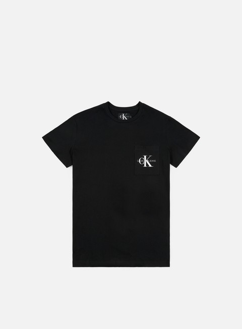 Calvin Klein Jeans Monogram Pocket T-shirt