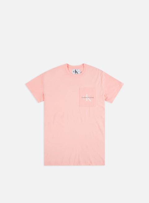 T-shirt a Manica Corta Calvin Klein Jeans Monogram Pocket T-shirt