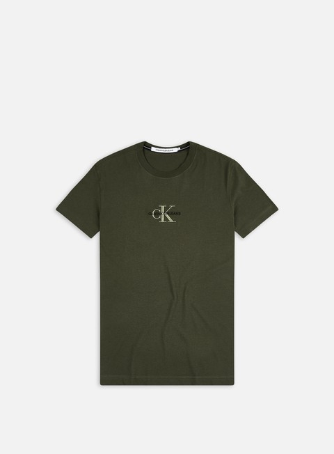T-shirt a manica corta Calvin Klein Jeans New Iconic Essential T-shirt