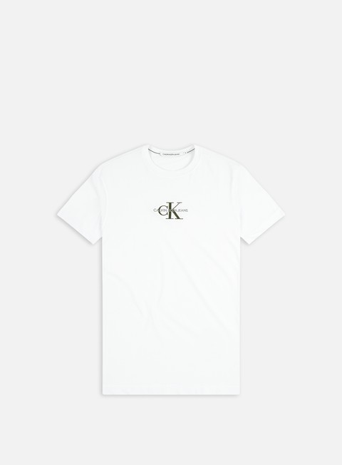 Short sleeve T-shirts Calvin Klein Jeans New Iconic Essential T-shirt