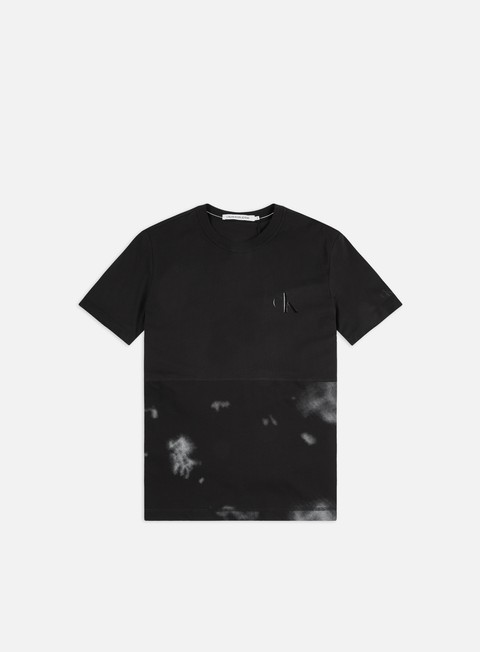 Calvin Klein Jeans Organic Cotton Cloud Print T-shirt