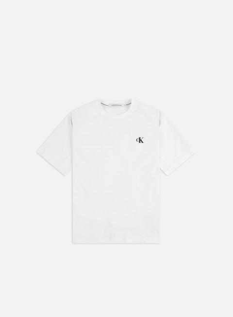 Calvin Klein Jeans Puff Print Black Logo T-shirt