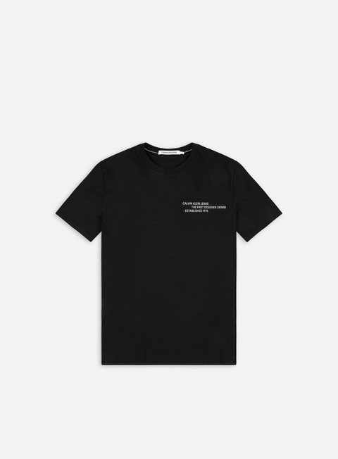 Calvin Klein Jeans Reptile Back Graphic T-shirt