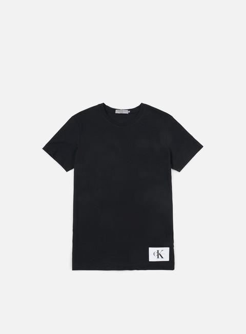 t shirt calvin klein jeans takoda t shirt ck black