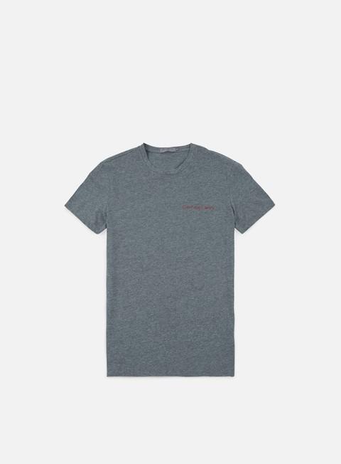 Outlet e Saldi T-shirt a Manica Corta Calvin Klein Jeans Typoko T-shirt