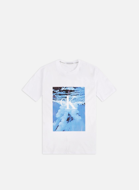 Calvin Klein Jeans Wave Photoprint T-shirt