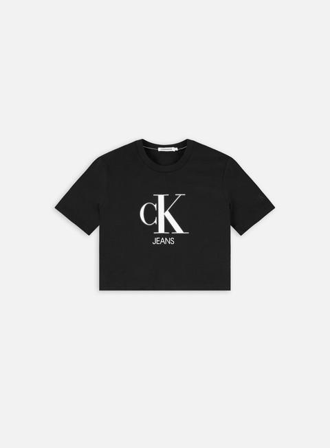 Calvin Klein Jeans WMNS Gel Print Monogram T-shirt