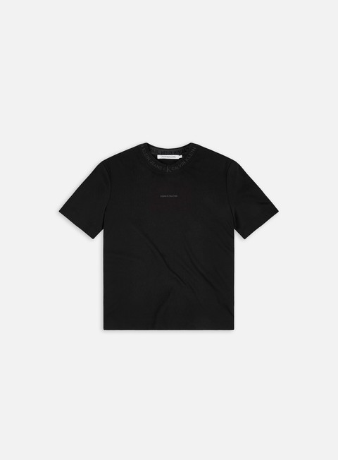 T-shirt Logo Calvin Klein Jeans WMNS Logo Intarsia T-shirt