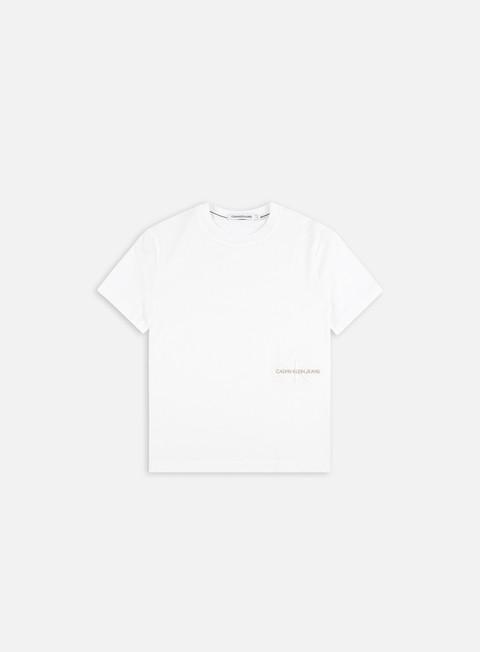Calvin Klein Jeans WMNS Off Placed Monogram T-shirt