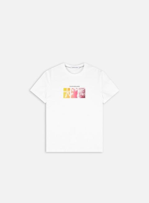 Calvin Klein Jeans WMNS Palm Tree Slim T-shirt