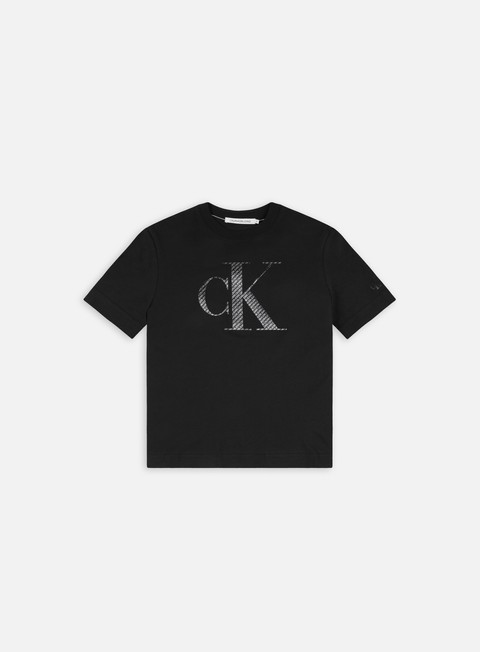 Calvin Klein Jeans WMNS Satin Bonded Filled T-shirt