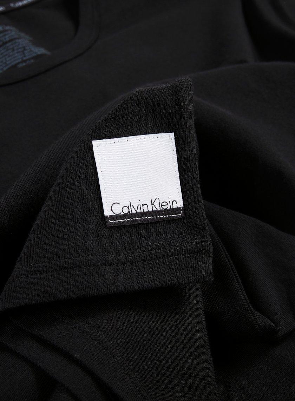 Underwear Crewneck Uomo Id Cotton Da Klein Corta T Calvin 2 Manica Pack shirt A Lounge QrCodEBeWx
