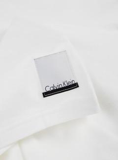 Calvin Klein Underwear - ID Cotton Lounge Crewneck T-shirt 2 Pack, White 2